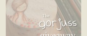 The gorjuss GIVEAWAY!!