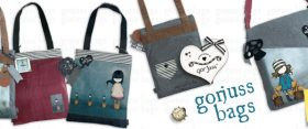New Absolutely Gorjuss Bags