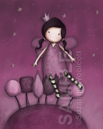 "Gorjuss ""The Unknown Fairy"" - View ALL the Gorjuss artworks at www.SuzanneWoolcott.com"