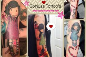 FAN STUFF:  Jane Kandi's Tattoos